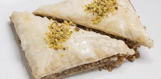 Go Nuts with Free Baklava and Ashta to Celebrate National Pistachio Day at Bok Bok Chicken in Las Vegas