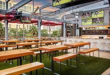 Beer Park at Paris Las Vegas to Score with Big Game Viewing Packages