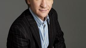 """""""Real Time"""" Host Bill Maher Returns to The Orleans Showroom Sept. 10-11"""