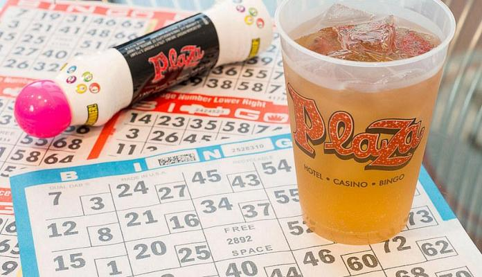 Bingo at the Plaza Hotel & Casino Reopens With Six Daily Sessions