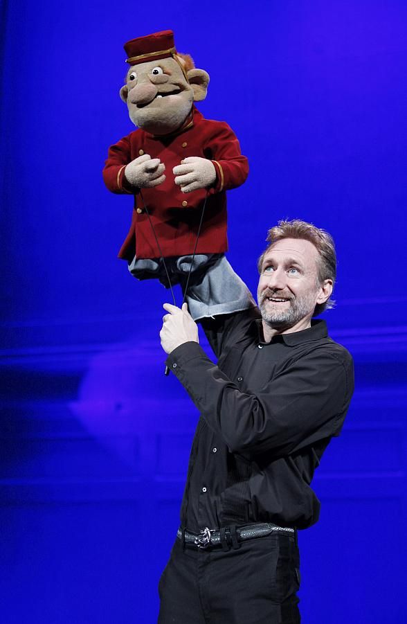 """The Irreverent and Unpredictable Comedy Show """"Puppet Up! - Uncensored"""" to Debut Spring 2016 as Newest Resident Show at The Venetian Las Vegas"""