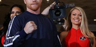 Grand Arrivals for Canelo vs. Jacobs on May 4, 2019 at T-Mobile Arena