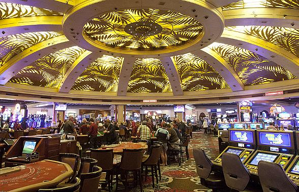 """Rampart Casino Salutes Veterans and Active Military with """"Veterans Eat Free"""" at the Rampart Buffet on Nov. 11"""