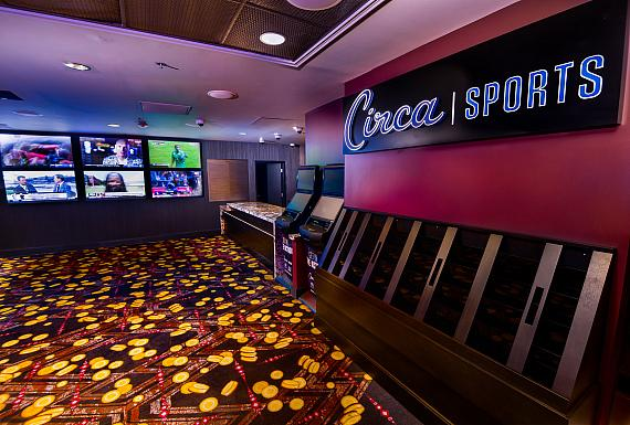 Circa Sports Continues Downtown Las Vegas Growth at the D Las Vegas; Downtown Hotel Welcomes Updated Vue Bar, All-New Betting Options with an Expanded Viewing Wall, Bar-Top Gaming and More