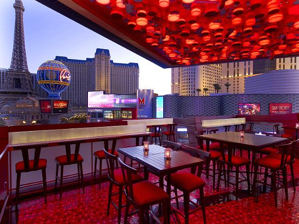 Comme Ça Las Vegas Premieres Weekly Soiree for Locals,