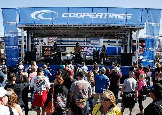 Chris Heers Band, Backwater Blues, Vinyl Vault, Scotty Alexander Band and more to perform at 2016 NASCAR Weekend at LVMS