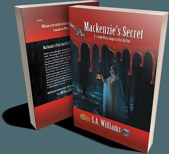 """Author S.A. Williams Sets Her Sights on Hollywood with """"Mackenzie's Secret"""""""