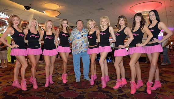 Crazy Girls Celebrate Historic 25th Anniversary at Riviera Casino & Hotel