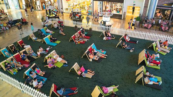 Beat The Heat This Summer at Fashion Show; Summer Movie Series Every Wednesday Starting June 21