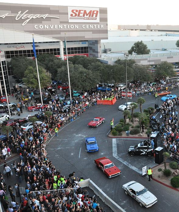 2015 SEMA Ignited Consumer Tickets Now Available