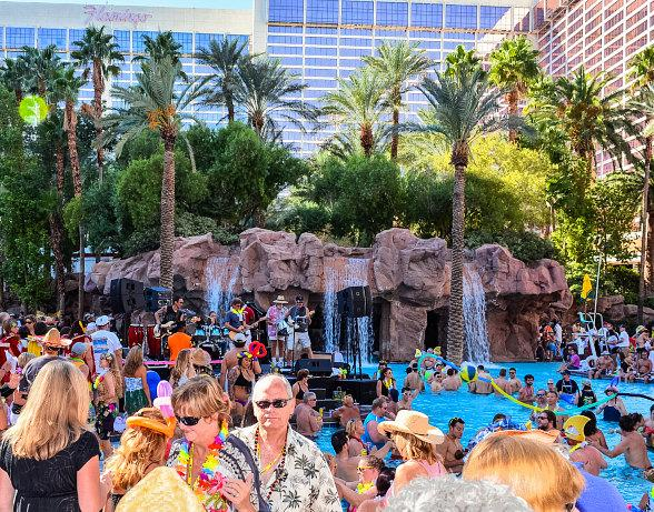 Margaritaville Las Vegas to Host Official Workin' n' Playin' Tour Pre-Concert Pool Party at the Flamingo Las Vegas
