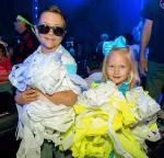 Blue Man Group Raises $9,500 to Benefit Grant a Gift Autism Foundation With Fifth Annual Sensory-Friendly Performance