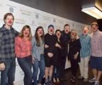 Dan Reynolds with family and friends at Mystere by Cirque du Soleil