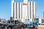 Sin City Showdown Demolition Derby will be held at Core Arena, for three days, Nov. 14-16.