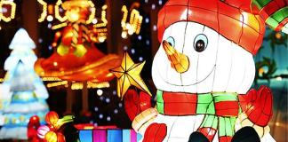 For the First Time Ever, Global Winter Wonderland Illuminates Las Vegas with a Spectacular Holiday Lantern Festival Dec. 14, 2018 – Jan. 20, 2019