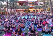 Silent Savasana Announces First-Ever 'Dray-Cation' Yoga Retreat with Dray Gardner at Red Rock Resort Aug. 17-20