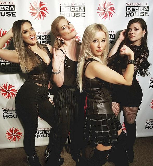 The Femmes of Rock Starring Bella Electric Strings Are Back in Las Vegas