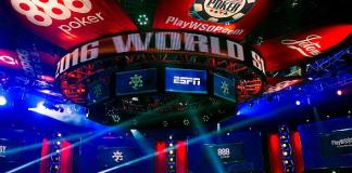 World Championship of Poker Begins Monday at Rio; Players Begin with 50,000 Starting Chips; Live on ESPN/ESPN2/PokerGO