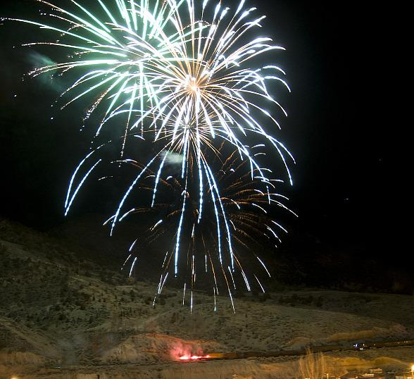 Celebrate 2019 Aboard the Fireworks Express Train; Nevada Northern Railway Ignites Fireworks From a Moving, Steam-Powered Train