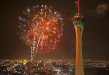 The STRAT Hotel, Casino & SkyPod to Celebrate Fourth of July with Views from the Top