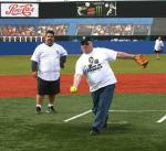 First Pitch by Defending the Caveman's Kevin Burke