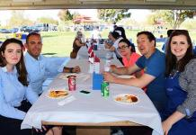 Side By Side Veterans hosts Second Annual Veterans Day Barbeque in Centennial Hills Park