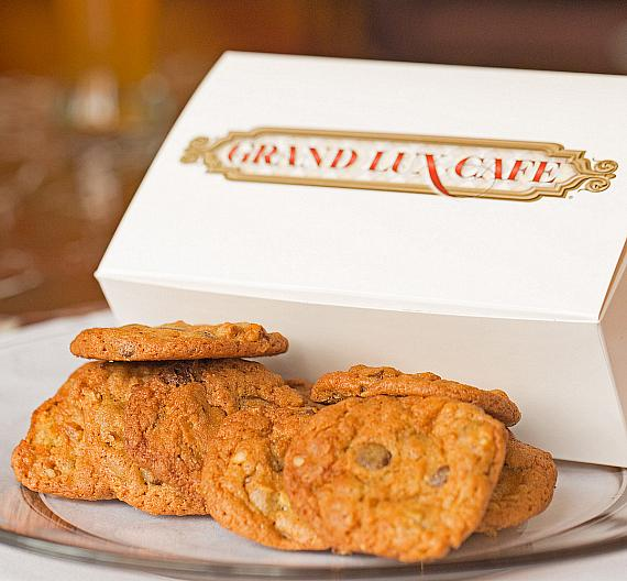 Celebrate National Pecan Day at Grand Lux Cafe at The Venetian in Las Vegas April 14
