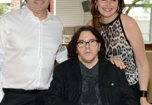 Famed Chef Kerry Simon Celebrates 60th Birthday with Close Friends and Colleagues at Simon Restaurant & Lounge