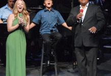 """Las Vegas Entertainers Unite with Theatrical Concert of the Original Musical """"God Lives In Glass"""" at The Smith Center Nov. 15"""