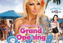 Sapphire Pool & Day Club to Open May 3 with Tasha Reign, Lolly Ink & Brooke Haven