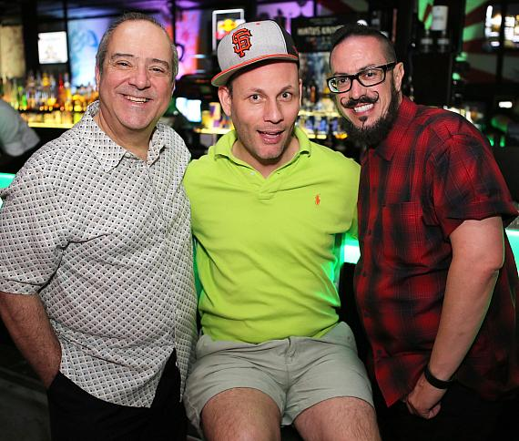 Harvey Milk Day throwback party at INSERT COIN(S) raises $1,200 for The Center