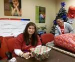 That's a Wrap! 50+ Local Foster Kids Set to Receive Holiday Gifts