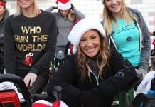 """Beer Park at Paris Las Vegas hosts XCYCLE Las Vegas' first ever """"Jingle Bell Ride"""" to benefit Toys for Tots"""