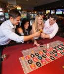 Roulette at The D
