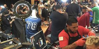 "The Battle of the Barbers is Back with the Return of ""Official Hair Wars"" Las Vegas on June 16"