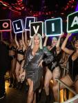 Celebs Party at KAOS at Palms Including E! Reality Star Olivia Pierson Celebrating Her Birthday