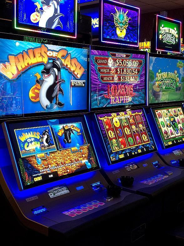All New Fall Slot Tournament at Jerry's Nugget in Las Vegas