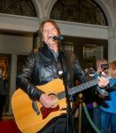 """John Fogerty sings an acoustic version of his classic hit """"Have You Ever Seen the Rain"""""""