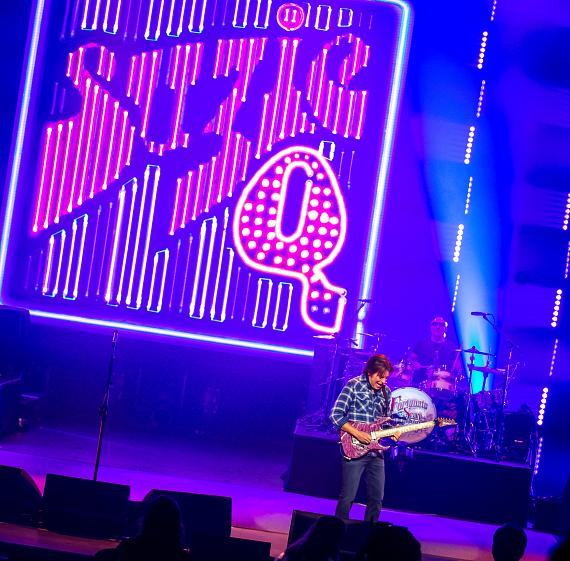 "John Fogerty Brings Rock 'n' Roll to The Venetian During Sold Out Opening Night of ""Fortunate Son in Concert"""