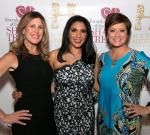 Kim Wagner, Lynda Moore and Denise Valdez at Girls Night Out