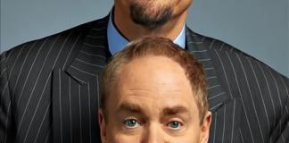 Penn & Teller Walk with Thousands of Community Members in the Fight Against HIV/AIDS at 28th Annual AIDS Walk Las Vegas April 15
