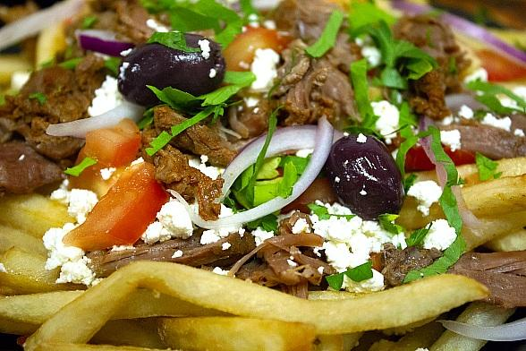 Crazy Pita Rotisserie & Grill to Reveal Secret Menu Item in Time for National French Fry Day July 13