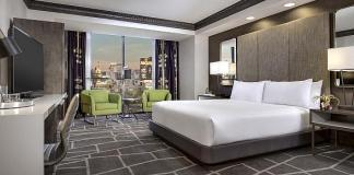 Luxor Enhances Guest Room Experience with Extensive Room Remodel Scheduled for Completion in Q1 2018