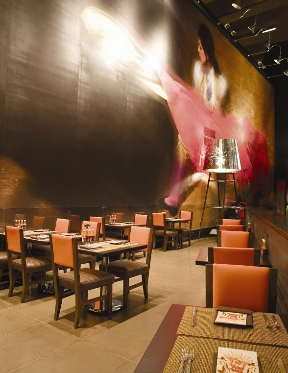 Tacos & Tequila (T&T), the rock 'n' roll-inspired Mexican restaurant at Luxor