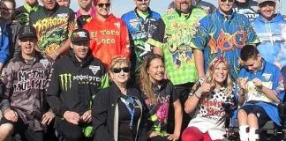 Monster Jam World Finals Drivers Make Monster-Size Wishes Come True for Make-A-Wish Kids