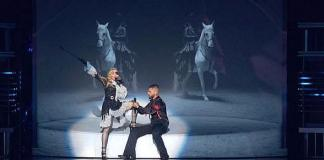 """Madonna and Maluma Incorporate Augmented Reality in Show-Stopping Live Performance of """"Medellín"""" at the Billboard Music Awards"""
