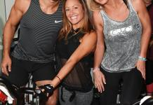"Britney Spears ""Piece of Me"" Charity Ride at XCYCLE Raises More Than $500,000 to Benefit NCCF"