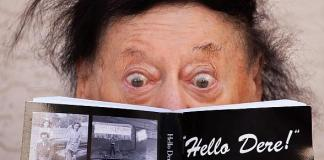 Legendary Comedian Marty Allen Recovering After Surgery