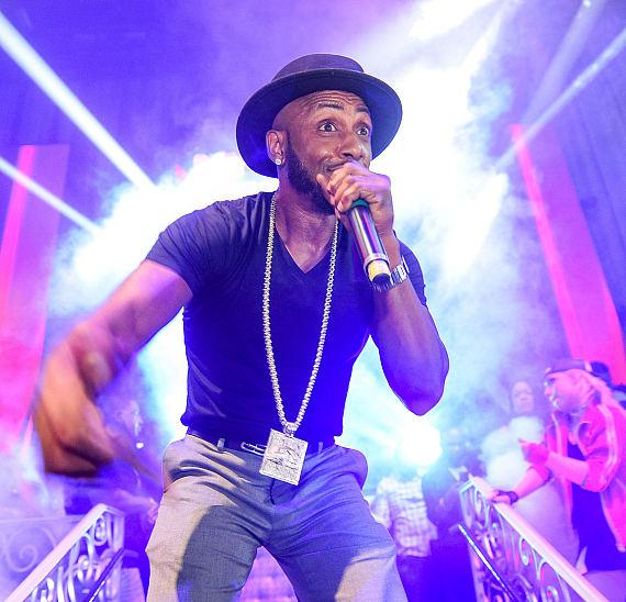 Mystikal Gets the Crowd on the Floor for Throwback Thursday at LAX Nightclub at Luxor Hotel and Casino