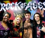 Nev Schulman at Rock of Ages at The Venetian